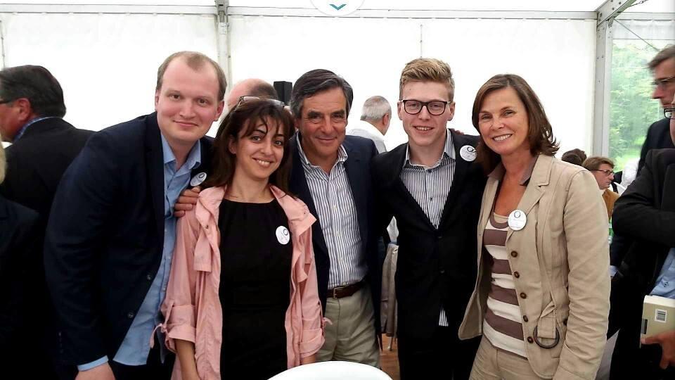 Force Républicaine 92 à Rouez en Champagne pour la rentrée politique de François Fillon